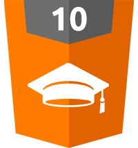 Кількість успішно завершених міні-курсів - Level 10