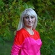 Лариса Чопак