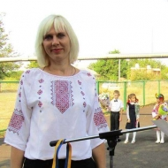 Galyna Parchomenko