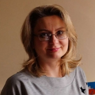 Iryna Pakhomova